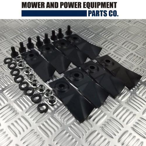 how to change mower blades masport