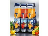 ___Faby slush machine 3x10ltr..,_--cash and collection,,__-good quality,,,___==come fast,,,,