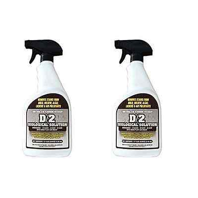 D/2 Biological Solution - 2 Quarts (Two 1 Quart Sprayers)