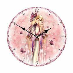 Littlest Fairy Clock, Art by Selina Fenech