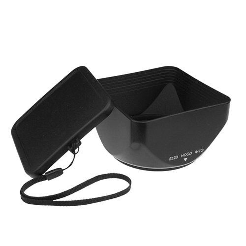 Mennon SL20 72mm Lens Hood fo Medium format 120mm Camera,Bay