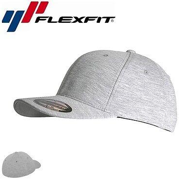 Flexfit Jersey Classic Baseball Cap L/XL Grau