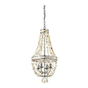 Beaded chandelier ebay beaded chandelier lights aloadofball Gallery