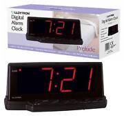Jumbo LED Clock
