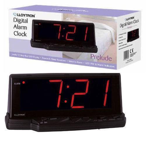 Jumbo Led Clock Ebay