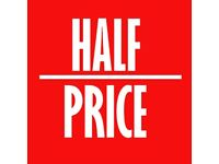 HALF-PRICE Website Design Service - Get New customers from Google - SEO - Web Design / Designer