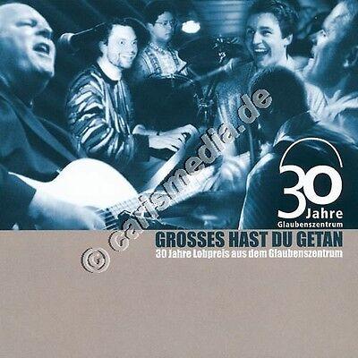 Glauben Bad (DCD: GROSSES HAST DU GETAN - Lobpreis - 30 Jahre Glaubenszentrum Bad Gandersheim)
