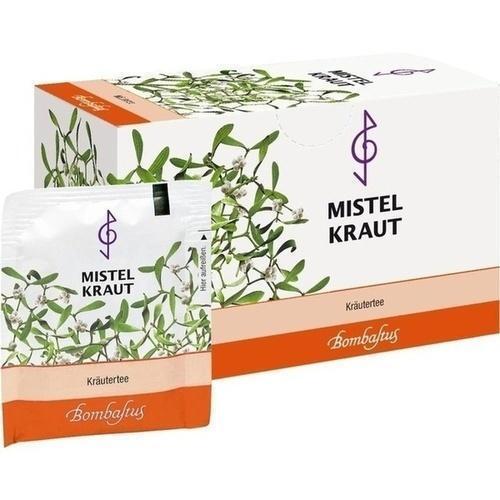 MISTELKRAUT Filterbeutel 20X2.5 g