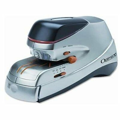 Swingline Optima 70 Electric Stapler - 70 Sheets Capacity - Silver Swi48210