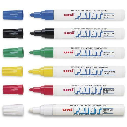 Uni paint markers ebay for Uni paint marker