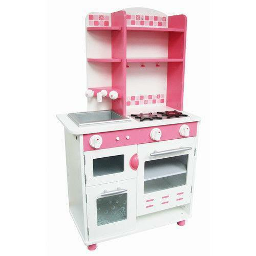 Wooden kitchen set ebay for Kitchen set ebay