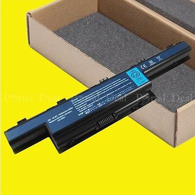 New Laptop Battery for Acer Aspire 5552-7474 5552-7650 5552-7803 4400mah 6 Cell