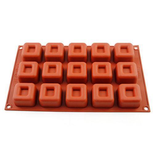 Square Silicone Mold Ebay