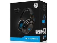 SENNHEISER HD7 DJ Closed Back Headphones