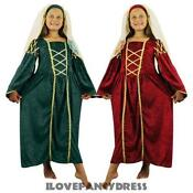 Girls Tudor Costume School