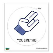 You Like This Sticker