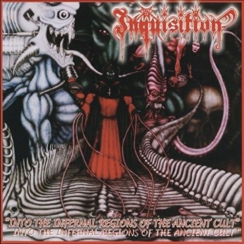 Inquisition - Into the Infernal Regions of the Ancient Cult [New CD]