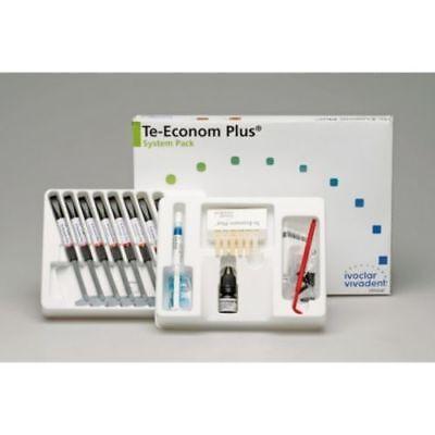 Ivoclar Vivadent Te-econom Plus System Pack Dental Resin Composite Kit
