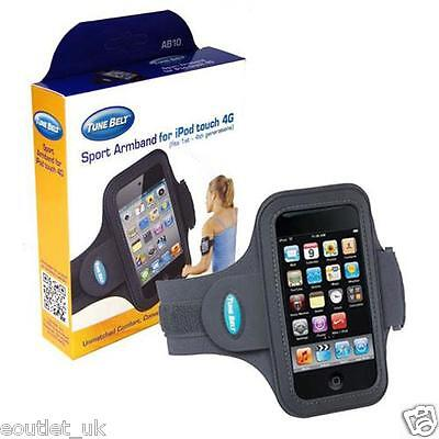 Tune Belt AB10  Neoprene Sports Armband For iPod Touch 1 2 3 4G Running Gym NEW Ipod Touch 4g Armband