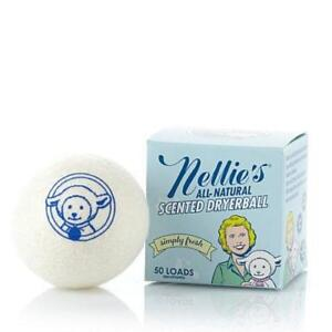 Nellie's Scented Wool Dryer ball, Simply Fresh