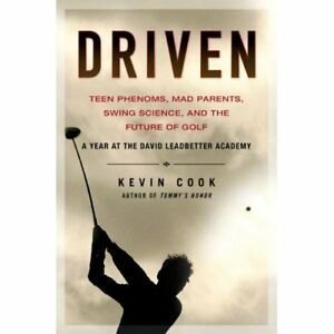 Driven (hardcover) $12, Golf Book Of Firsts by Adam Sherman $15