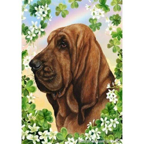 Clover House Flag - Bloodhound 31073