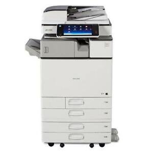 Only $149/month Ricoh Color Multifucntion Copier with ALL INCLUSIVE SERVICE PROGRAM