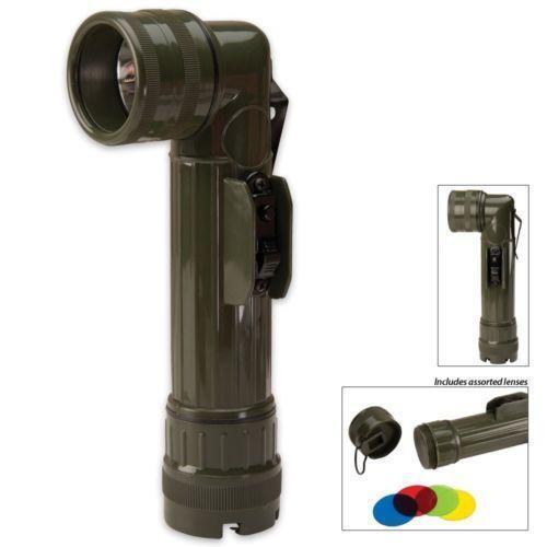 Military Flashlight Ebay