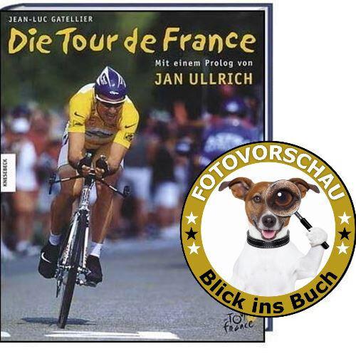 Bildband a.d.Zeit der Dopingsünder Jan Ullrich & Lance Armstrong TOUR DE FRANCE