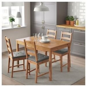 Table and chairs (set of four)