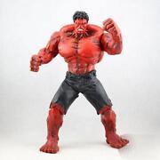 Red Hulk Figure