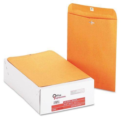 9x12 Clasp Envelopes 100 Ebay