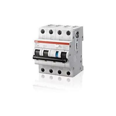 Abb Stotz-kontakt Fi Ls-kombination Ds203nca-b16003 3polign 2csr256140r1165