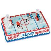 Hockey Cake Decorations