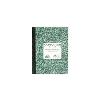 Oxford College Rule Composition Notebook - 80 Sheet - College Ruled - 7.88 X