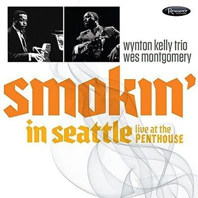 Wynton Kelly Trio   Smokin In Seattle  Live At The Penthouse  1966   New Cd  Lt