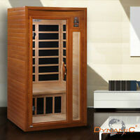 1-2 Person FAR Infrared Sauna