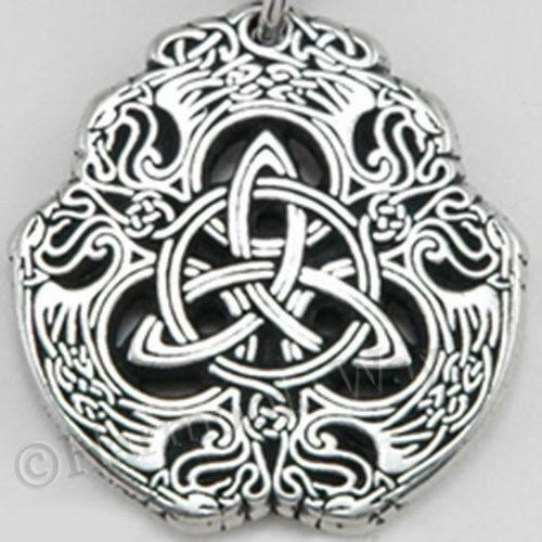 Triquetra Necklace Ebay