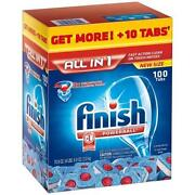 Finish Dishwasher Tabs