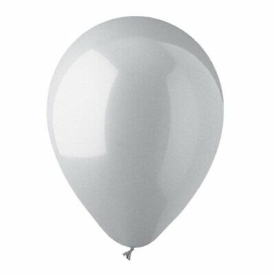 Grey Latex Balloons (12 - 96 pc 12