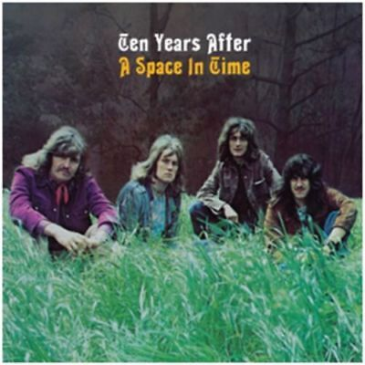 TEN YEARS AFTER A SPACE IN TIME VINYL LP - New Release November 9th 2018