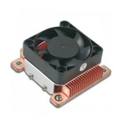 EverCool Low Profile Socket P CPU Cooler Copper Heatsink CPM03-410 Socket 479 for sale  Shipping to India