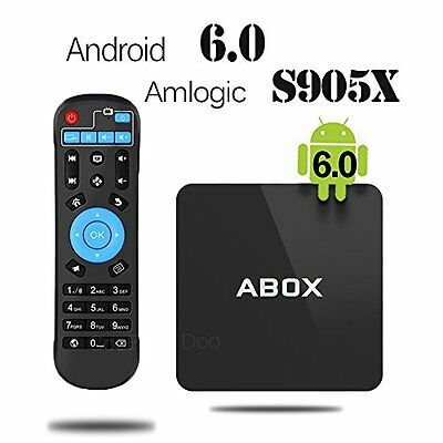 2017 Model Goobang Doo Android 6.0 Tv Box, Abox Android Tv B