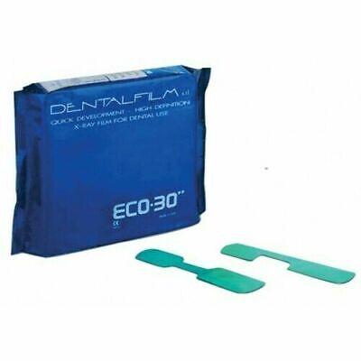 Dental Film Eco-30 Self Developing X-ray Film 50pcs