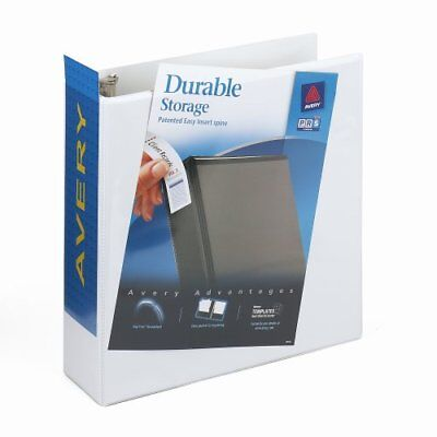 Avery Durable Slant Ring Reference - Avery Durable Slant Ring Reference View Binder - Letter - 8.50