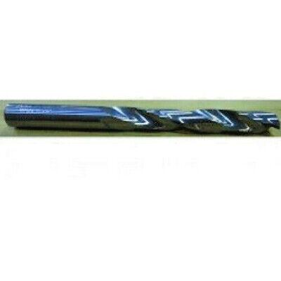 """3//32/"""" x 1/"""" LOF x 2/"""" OAL HTC Carbide Jobber Twist Drill Bit .0938 10 Pack"""