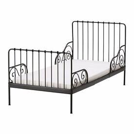 Minnen. Ikea extendable children's bed