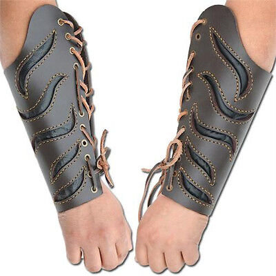 Assassins Bracer Altairs Creed Leather Medieval Video Game Collectible Set