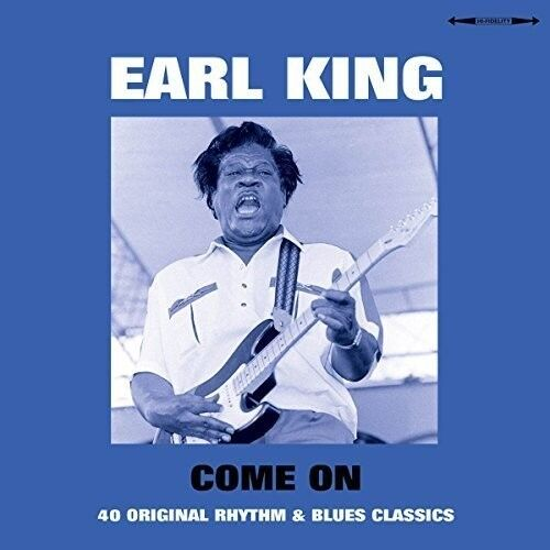 Earl King - Come on [New CD] UK - Import