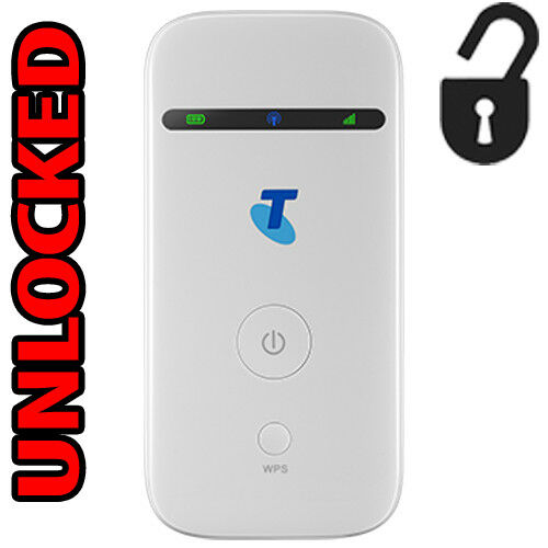 Hotspot Unlocked ZTE MF65 Router Gsm Mobile 3G H+ Up to 5 Wi